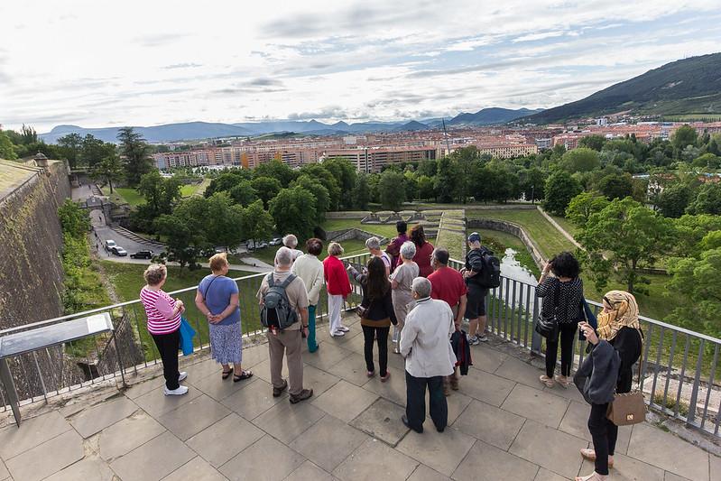 visitas guiadas a Pamplona