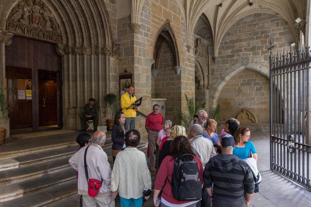 visitas guiadas Pamplona camino de Santiago
