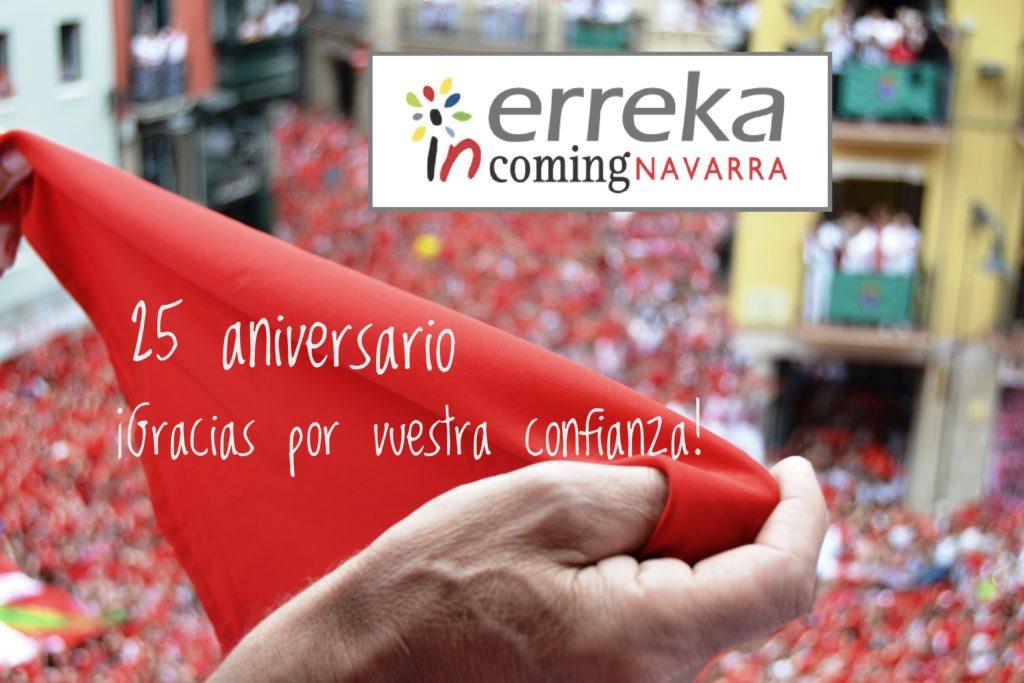 erreka guías turísticos Pamplona