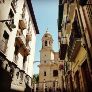 Walking tours in Pamplona