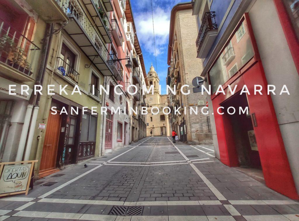 Erreka Incoming Navarra