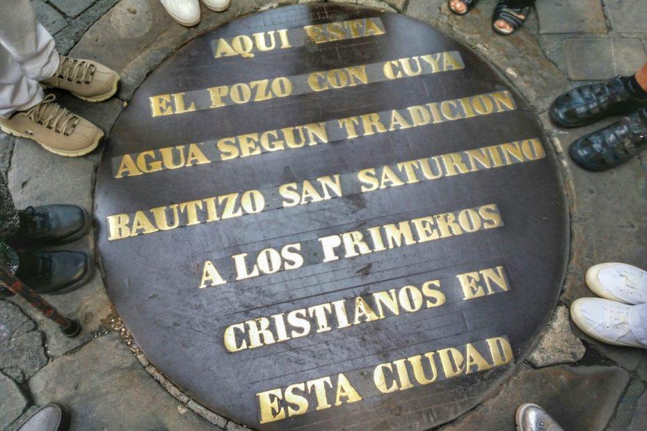 San Saturnino Patrón de Pamplona